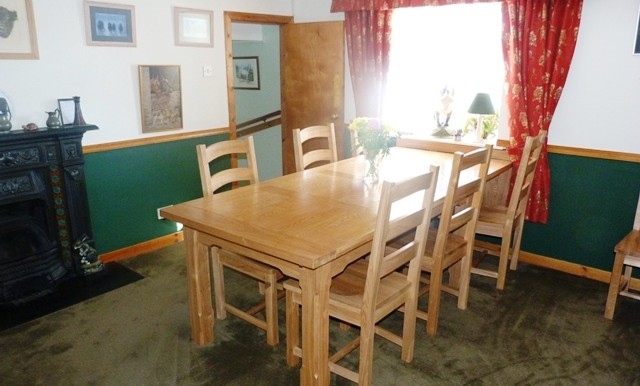 GALSON FARM - DINING ROOM 1