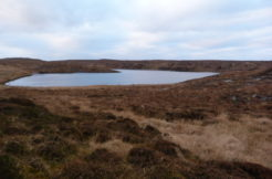 HOUSE SITE AT 60 LEURBOST, LOCHS, ISLE OF LEWIS
