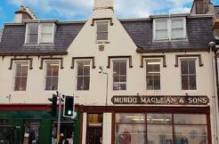 25-27 CROMWELL STREET, STORNOWAY, ISLE OF LEWIS HS1 2DD