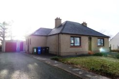 THE BUNGALOW, 26 CONSTABLE ROAD, STORNOWAY, ISLE OF LEWIS HS1 2UP