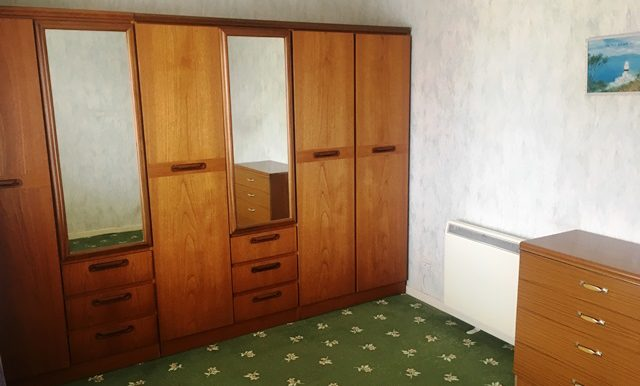1 Graham Park - Bedroom one 2