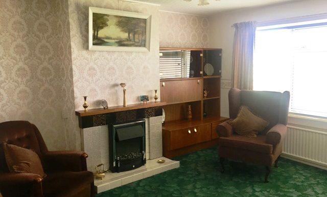 1 Graham Park - Lounge