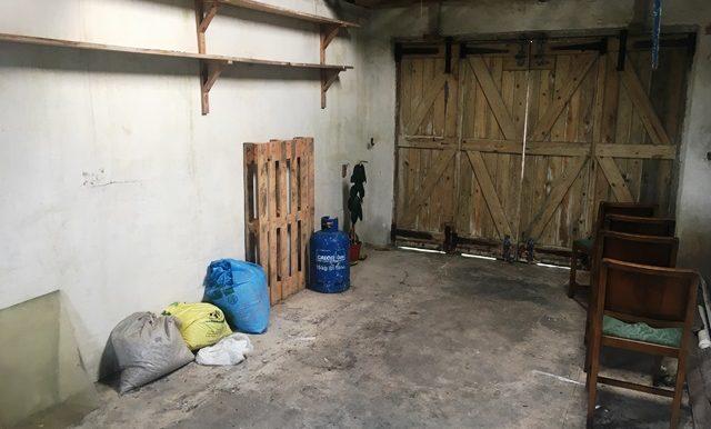 1 Graham Park -garage internal