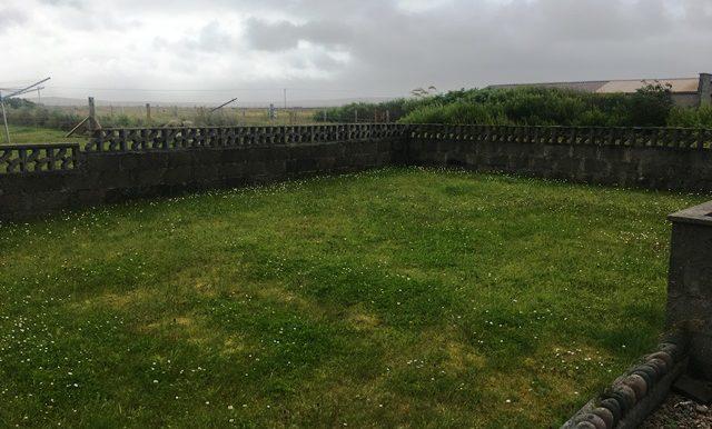 1 Graham Park -rear garden