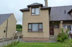5 KENNEDY TERRACE, STORNOWAY, ISLE OF LEWIS, HS1 2LQ