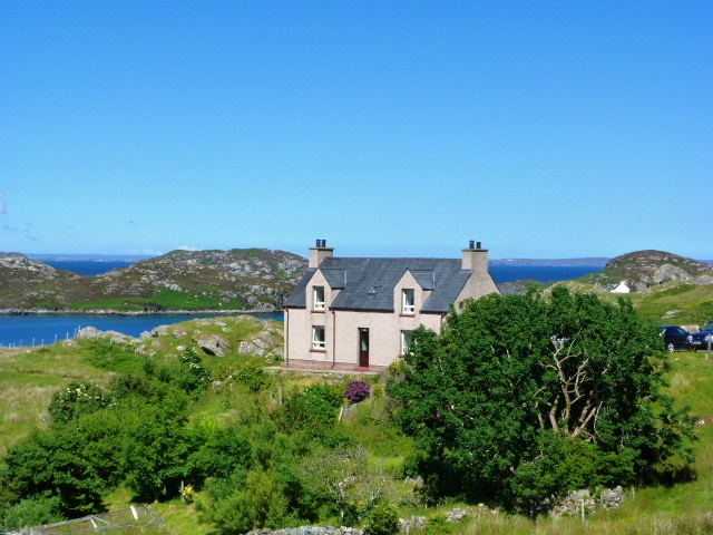 14 MARVIG, SOUTH LOCHS, ISLE OF LEWIS