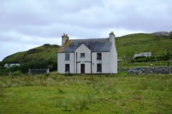 FORMER CHURCH OF SCOTLAND MANSE, UIGEAN, ISLE OF LEWIS, HS2 9HX