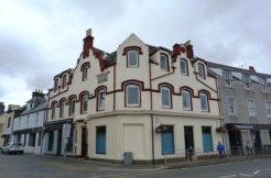 THORLEE GUEST HOUSE, 1 CROMWELL STREET, STORNOWAY, ISLE OF LEWIS HS1 2DB