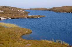 LOCH NA CROIBHE, ISLE OF SCALPAY