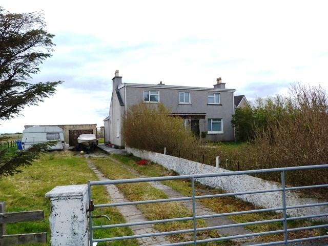 13 Branahuie, Isle of Lewis HS2 0BB
